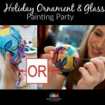 Holiday Ornaments Party