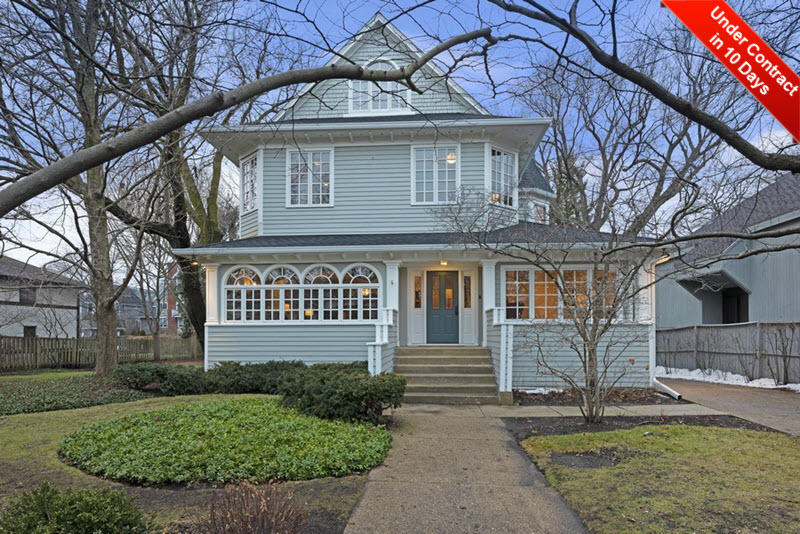 706 Evanston Under Contract in 10 Days